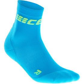 cep Dynamic+ Ultralight Calze corte Uomo, electric blue/green